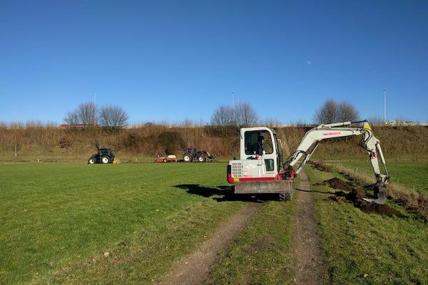 Duurzaamheidsvallei - vrijwilligerswerk Moerenburg