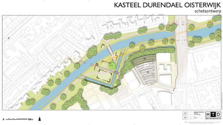 Duurzaamheidsvallei - Kasteel Durendaal